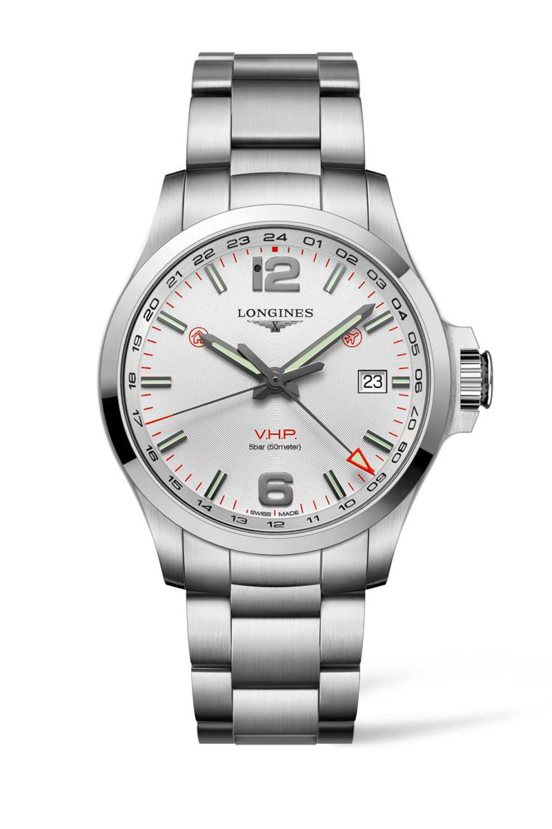 Longines Conquest V.H.P. GMT (L3.728.4.76.6)